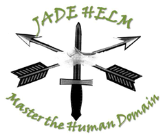 Jade Helm motto - Master the Human Domain