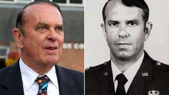 Colonel Charles Halt - Rendlesham Forest UFO witness