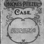 Early book covering the Holmes-Pitezel murder