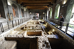 Bones of Mona Lisa have been discovered under convent chapel in Italy