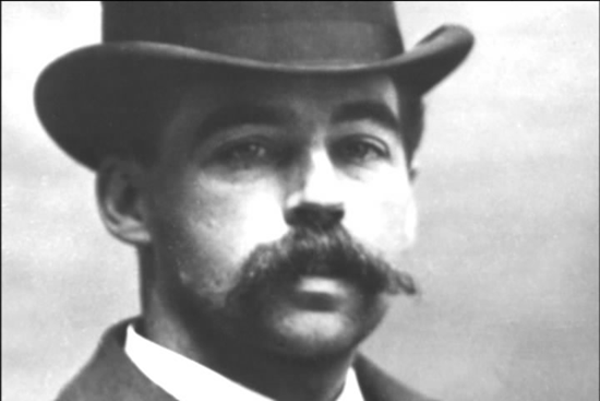 H.H. Holmes (Herman Webster Mudgett) – America's first, and possibly most prolific, serial killer