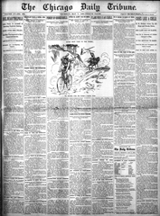 Chicago Daily Tribune – May 7, 1896