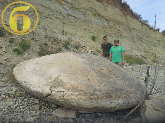 "More Russian ""stone"" UFOs discovered – researchers say the million-year-old disc-shaped relics hint at alien past"