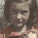 8-year-old Mary Emma Thames