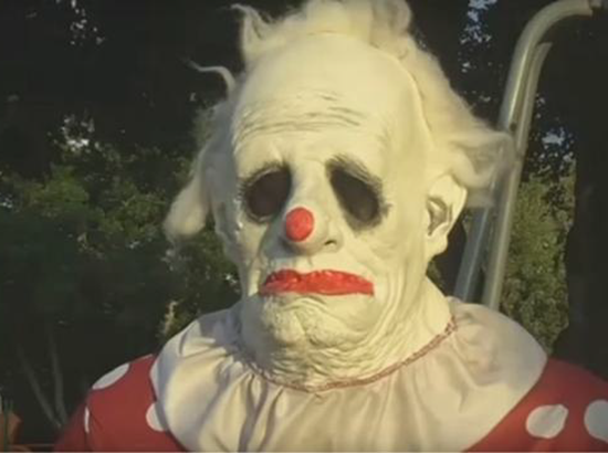 """Bad parents rejoice – this terrifying clown (""""Wrinkles the Clown"""") will traumatize your kids for cash"""