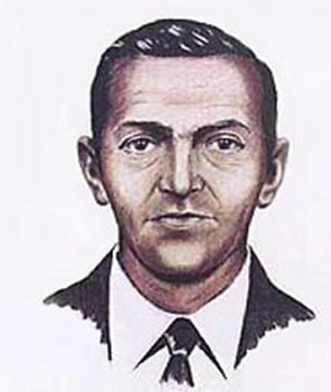 The unsolved D.B. Cooper hijacking (skyjacking) of Boeing Flight 305