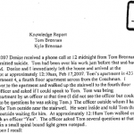 """""""Knowledge Report"""" from Jerry Gentile to OSA Intelligence"""