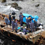 """Mysterious """"ghost ships"""" arrive on Japan's shores full of decomposing bodies and skeletons thumb"""