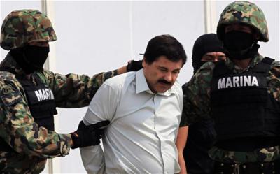 Capture of El Chapo