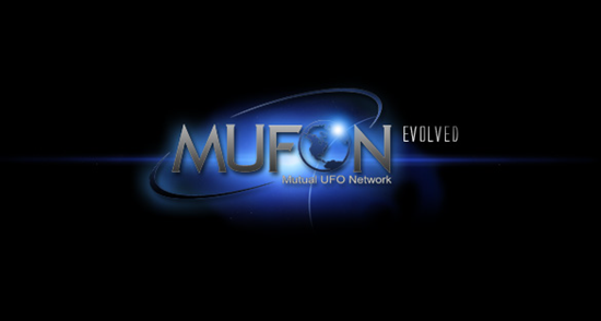 MUFON (Mutual UFO Network) new logo