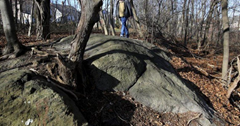 Proctor's Ledge - exact location where the Salem witches were hung
