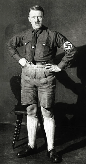 We may now know why Hitler harbored so much rage–not one but two forms of genital abnormality