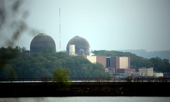 Indian Point Energy Center - nuclear power plant in Buchanan, New York