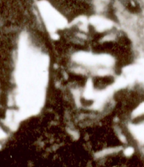 Josef Fritzl as a young child