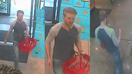 Man believed to be Kyle Bessemer spraying poison on food in Michigan store thumb