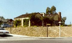Harrington home on the corner of Cockleshell and Leeward in Dana Point