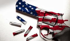 American gun rights
