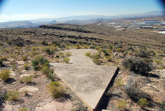 These giant arrows blanket the U.S.A. from coast to coast – what are they?