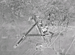 China Lake Naval Weapons Center in Nevada