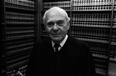 Judge Laurence J. Rittenband presided over the Polanski trial