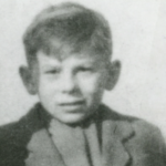Roman Polanski as a child