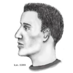 Police sketch of Phoenix serial street shooter thumb