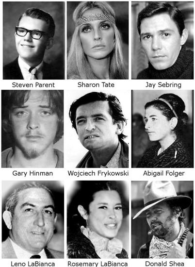 Manson Family victims
