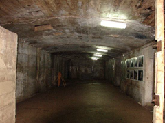 Underground complex built as part of Germany's Project Riese