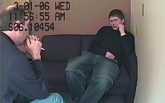 Brendan Dassey during the March 1, 2006 police interview