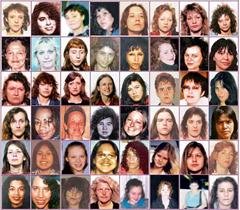 Robert Pickton - pig farm serial killer victims