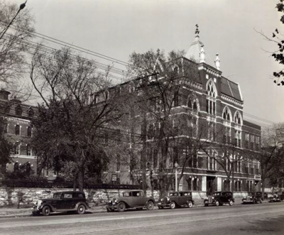 Alexian Brothers Hospital in St. Louis were some of the exorcisms took place