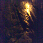 Inside the Sawney Bean cave