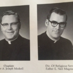 Father A. Joseph Maskell and Father E. Neil Magnus thumb