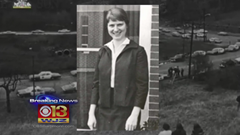 News report covering the disappearance of Sister Cesnik