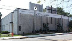 St. Clement Church in Baltimore, Maryland