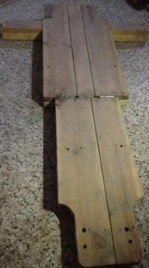 The Bisat al-Rih (Flying Carpet) torture device used by ISIS