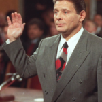 "Salvatore ""Sammy The Bull"" Gravano gives testimony in John Gotti trial"