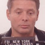 "Salvatore ""Sammy The Bull"" Gravano arrest photo"