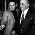"Salvatore ""Sammy The Bull"" Gravano (left)"