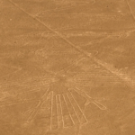 Nazca Lines - The heron