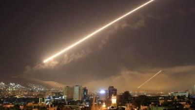 US attack against Syria
