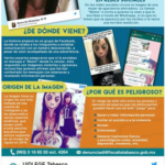 "Example of a ""MoMo Challenge"" page (in Spanish)"