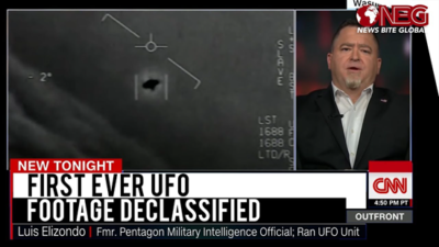 Luis Elizondo US Defense Intelligence AATIP interview on CNN