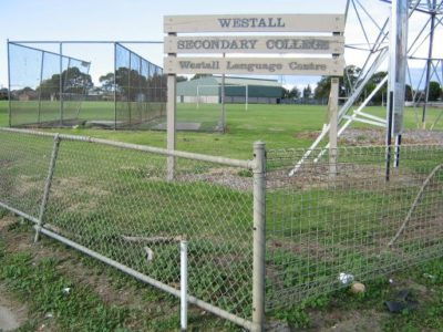 Westall High School (1966) is now Westall Secondary College
