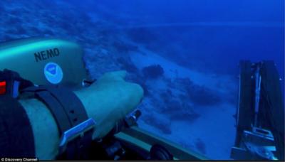 Unusual object on ocean floor evidence of extraterrestrials