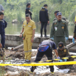 Thai investigators searching pond of Apichai Ongwisit