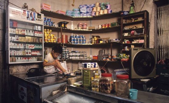 Kowloon Walled City store