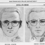 "Sketch of the ""Zodiac"" Killer"